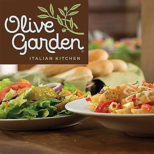 Olive Garden Offers Buy 1 Entree Get 1 To Take Home Free Endless