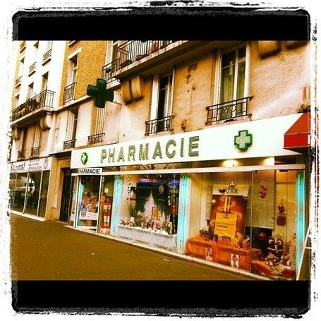 French Pharmacy Click on the pic the adress and details