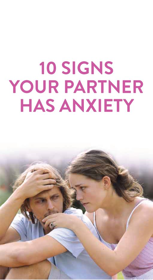 Anxiety over dating