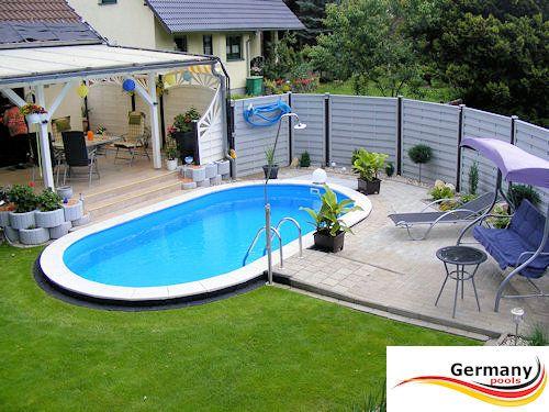 Ovalbecken Bild Schwimmbad Designs Coole Pools