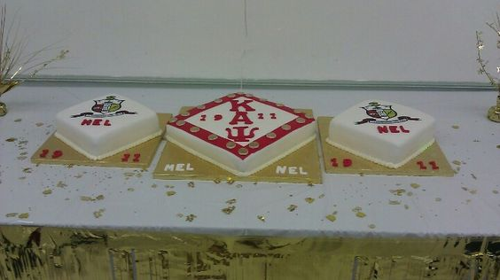 Kappa Alfa Psi Cake