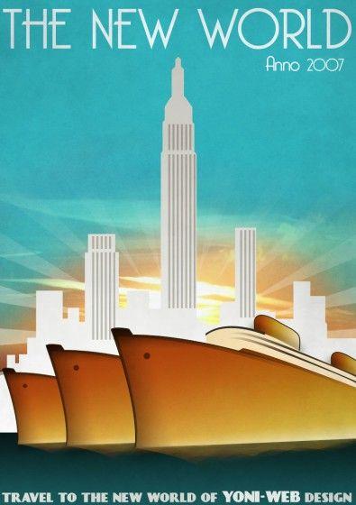 Art deco poster: Art Deco Font, Deco Color, Vintage Poster, Art Deco Design, Art Posters, Vintage Travel Posters, Art Deco Posters