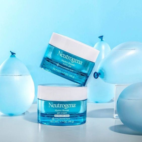 Hydro Boost Crema Para La Piel Neutrogena Guía De Maquillaje