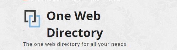 onewebdirectory.com