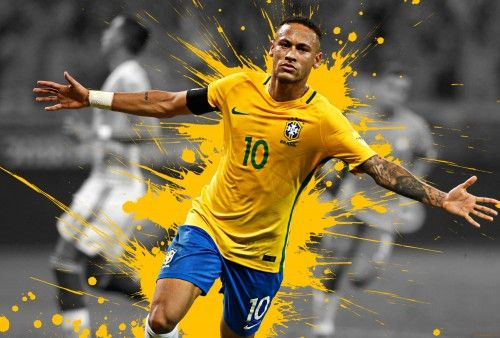 Neymar 4k Wallpaper Neymar National Football Teams Neymar Jr