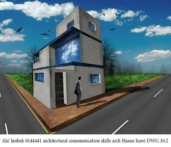 Architectural Communication Skills- مهارات اتصال معماري: