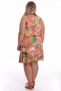 Moda plus size - Roupas femininas em tamanhos especiais
