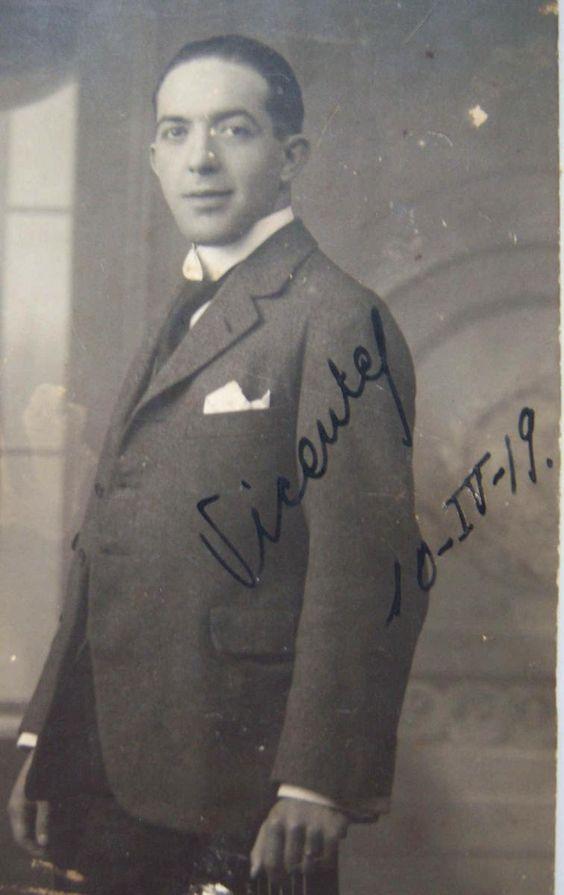 Vicente Clavel Andrés 1919