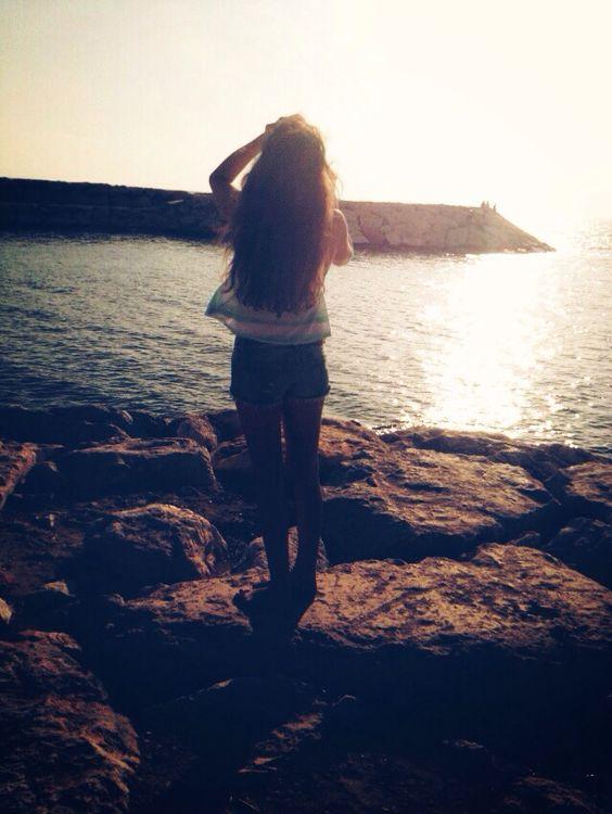 Me in Summer 14 :) SEAAA ❤️