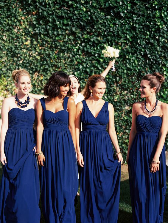 Donna Morgan Bridesmaids Spring 2014 Campaign! Photography by www ...