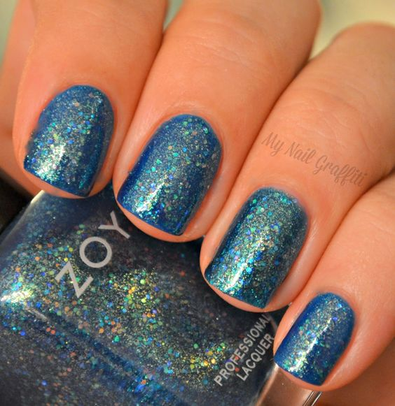 Zoya Bubbly Collection Swatches and Review
