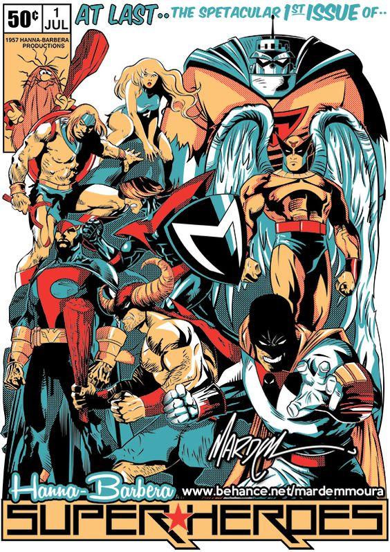 Galeria de Arte (6): Marvel, DC Comics, etc. - Página 26 Eae6fecdb5f21bf7a612c02555bd6546