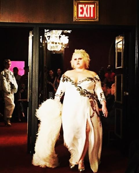 Beth Ditto themarcjacobsplus