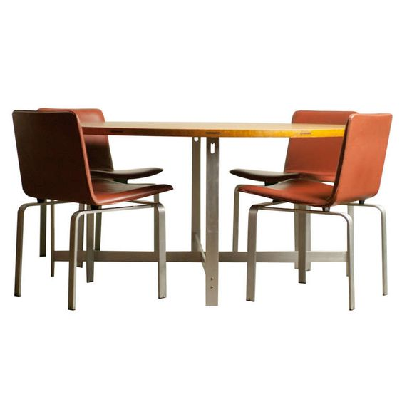 j rgen h j 1960 39 s dining set unique room set and dining room sets