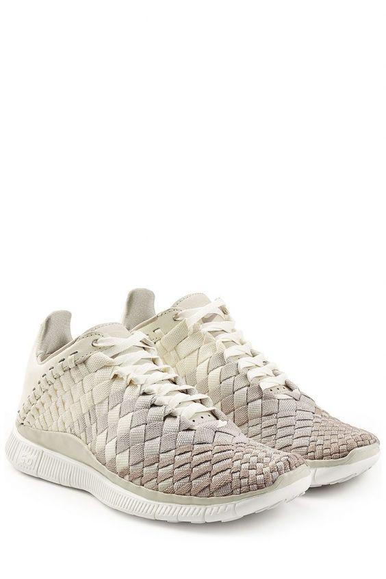 #Nike #Sneakers #Free #Inneva #Woven #, #Grau für #Damen - Zarte Pastelltöne…