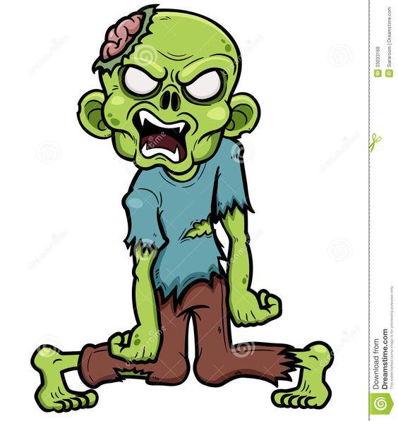 Cartoon Characters Zombies : Zombie vector illustration cartoon g