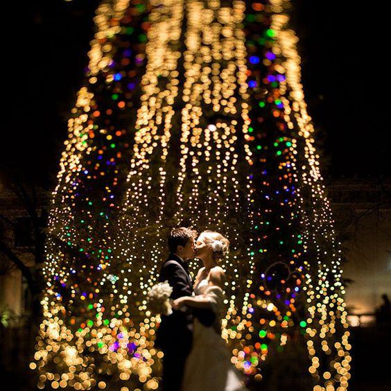Festive Christmas Wedding Ideas Wedding Planning, Ideas