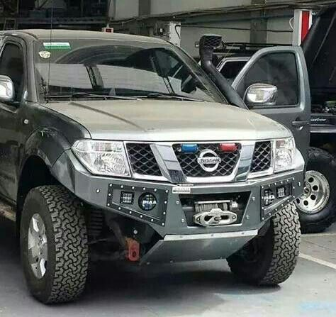 Customized Nissan Frontier >> Custom Navara Bumper | Nissan Frontier Mods | Pinterest | Nissan 4x4, Nissan navara and Offroad