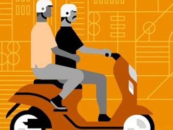GURGAON: Cab-Aggregator Uber Motorrad Taxi in den Markt eingetreten am Dienstag mit der Einführung des UberMOTO in Gurgaon. Pendler können ein Fahrr... #UberMOTO #Uber #neustartet #letzte-MeileKonnektivität #GaganBhatia #Fahrrad-Taxis