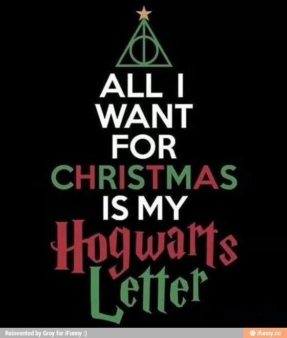 Hogwarts letter, All i want and Hogwarts on Pinterest