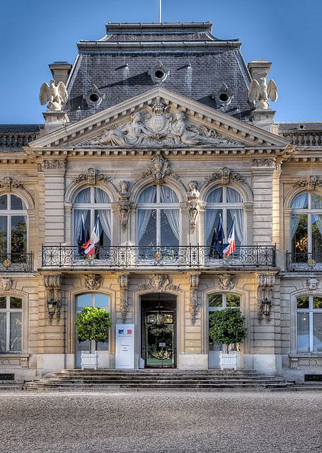 Préfecture de Versailles, Yvelines, France