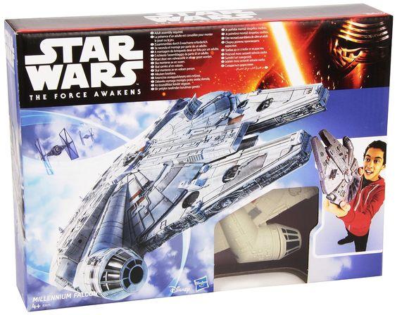 ¡Chollo! El Halcón Milenario de Star Wars: The Force Awakens por sólo 15 euros.
