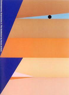 Pôster feito por Tanaka para mostra de Oscar Niemeyer no Japão