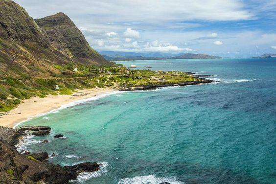 10 melhores praias dos Estados Unidos em 2015