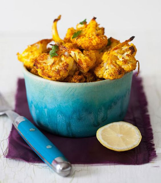 Here's a very quick, easy and healthy side dish recipe for all cauliflower lovers. It's zero points per serving!  Weight Watchers Roasted Cauliflower Bites re(...)