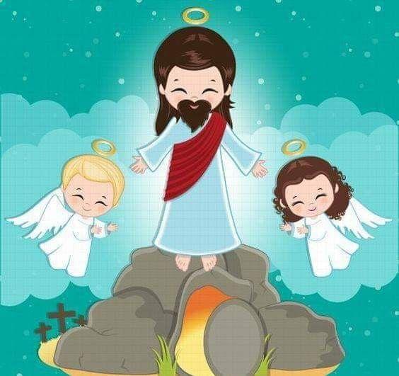 Pin Oleh Terima Tuhan Yesus Di Semana Santa Sekolah Minggu Kristus Animasi