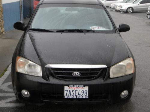 Great running little car available now at Silver Star Auto used car dealership 2005 Kia Spectra at our used car dealer lot located at 1057 W Highland Ave in San Bernardino Serving all the Inland Empire. Come down to the lot today or visit our website at www.silverstarauto.net