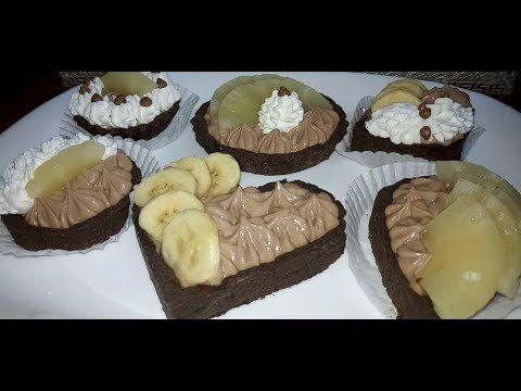 مطبخ أم أسيل تارتيلات بنكهة الشوكولا مع ألذ كريمة لا تفوتكم Tartelettes Au Chocolat Youtube Food Desserts Breakfast