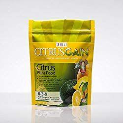 The Best Fertilizer For Lemon Trees My Top Choices Gotogardenista Citrus Plant Organic Plant Food Growing Lemon Trees