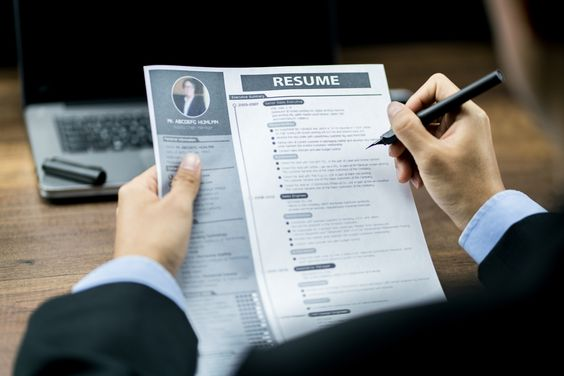 CV tips for jobs in the legal sector