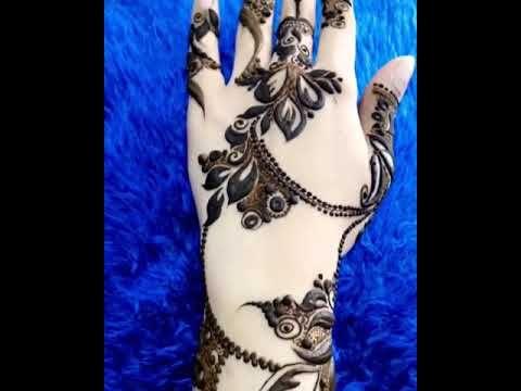 نقش حناء عرايس Youtube Henna Mehndi Henna Art Henna