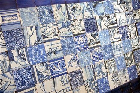 Azulejos portugueses são um dos 12 tesouros da Europa, segundo o NYT - Dinheiro Vivo