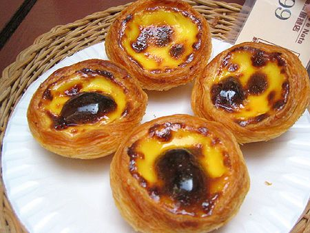 Natas - the best dessert in the world as far as i'm concerned.