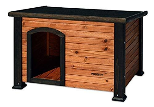 Precision Pet Extreme Log Cabin Small 33 3 In X 24 6 In X 22 2