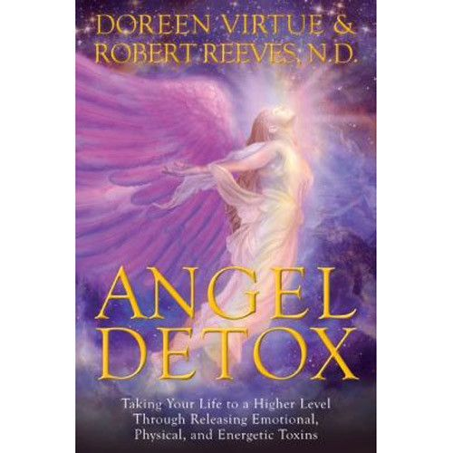 Angel Detox: Taking Your Life to a Higher Level Trhough Releasing Emotional, Physical, and Energetic Toxins