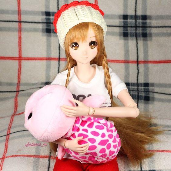 Mirai Suenaga Smart Doll by saloom_m