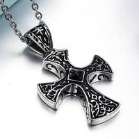 I think you'll like Stainless Steel Pendant Necklace 809. Add it to your wishlist! http://www.wish.com/c/5385a8e25aefb07bf41c4122