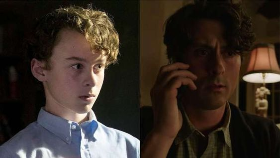 7. Wyatt Oleff And Andy Bean, Stan Uris ('It Chapter 2'):