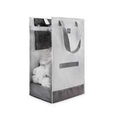 Microdry 174 Large Laundry Hamper Tote Bed Bath Amp Beyond