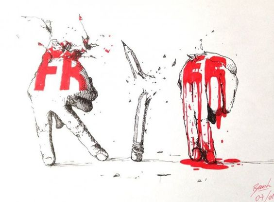R.I.P. BRUSK #JeSuisCharlie #CharlieHebdo regardez un exemple de vidéo tutorielle: http://studiocigale.fr/films/?catid=1&slg=tutorial-procedure-ebola-habillage-deshabillage-en-binome