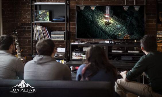 Gaming Together: Eon Altar  http://htl.li/iNeY304hTVR