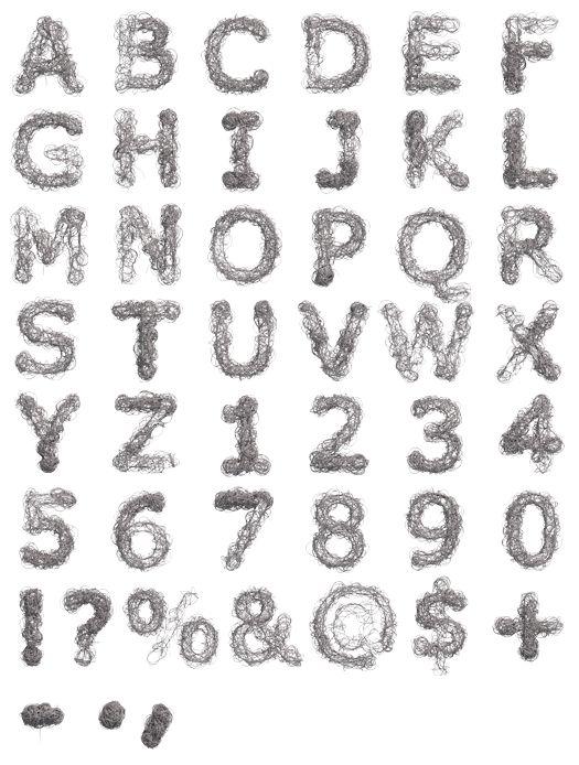 HandMadeFont - Good typography