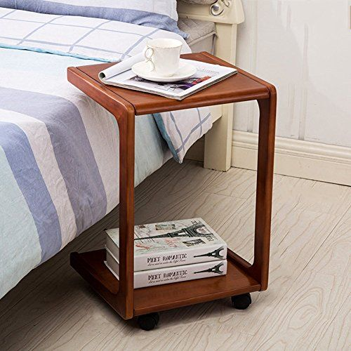 Yx Xuan Yuan Bedside Table Sofa Side Wooden Side Table Corner Table Bedside Table Small Tea Table Compute Small Bedside Table Wooden Side Table Bedside Table