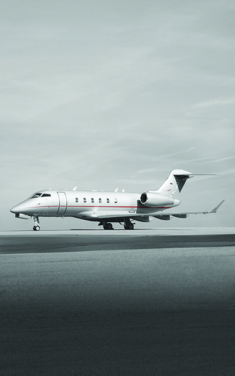 HOw about 15 hours on a private jet at your disposal? The Challenger 350 Jet Experience by Vista Jet - Moda Operandi