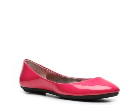 My favorite flats!  I NEED this color!!  SM Women's Heaven Patent Flat