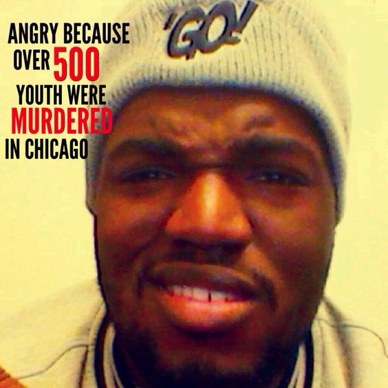 Join and follow the movement today! LIKE the official 500 Campaign FB page at http://Facebook.com/500campaign, and send a picture of YOUR anger over Chicago's violence to 500campaign@gmail.com. Help raise awareness today! #500campaign